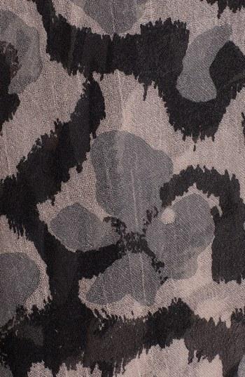 Zadig & Voltaire 'Delta' Leopard Scarf