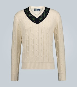 Polo Ralph Lauren Cable knitted sweater