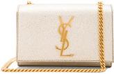 Saint Laurent Small Monogram Chain Bag