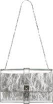 Proenza Schouler Metallic PS11 Leather Chain Bag