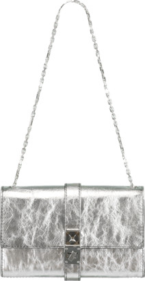 Proenza Schouler Metallic PS11 Leather Chain Bag