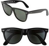 'Classic Wayfarer XL' 54mm Sunglasses
