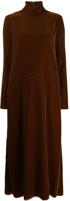 MM6 MAISON MARGIELA Long Turtleneck Dress