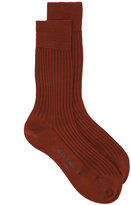 Givenchy ribbed classic ankle socks - women - Cotton - XS