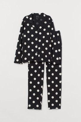 H&M Pajama Shirt and Pants