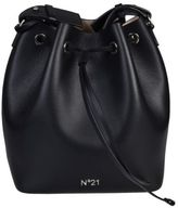 N°21 N 21 Logo Plaque Bucket Bag