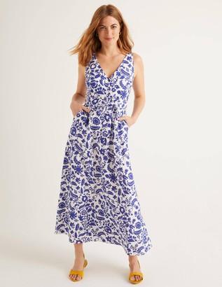 Livia Linen Maxi Dress