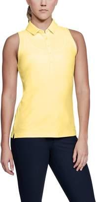 Under Armour Women's UA Zinger Sleeveless Polo