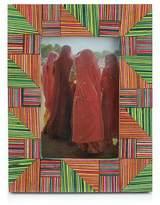 Wood photo frame (4x6), 'Jaipuri Puzzle'