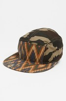 Camo Free Authority Five Panel Cap