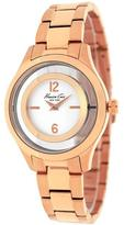 Kenneth Cole 10026947 Women's Classic Rose Gold Stainless Steel Watch