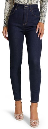 GUESS Super High Waist Skinny Jeans