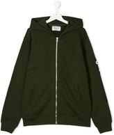 Gaelle Paris Kids zipped hoodie