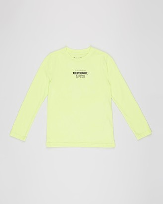 Abercrombie & Fitch Long Sleeve Tee - Kids-Teens