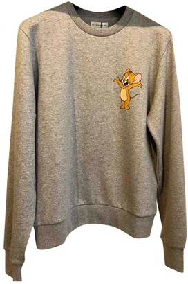 Etro Grey Cotton Knitwear for Women