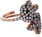 Maha Lozi Poison Ivy Rose Gold Ring
