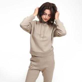 Naadam Hooded Fleece Sweatshirt