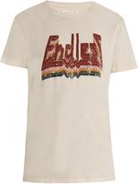 Etoile Isabel Marant Dewel cotton-jersey T-shirt