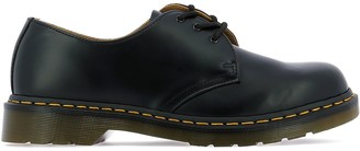 Dr. Martens Stitch Detail Lace-Up Shoes
