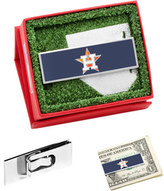 Cufflinks Inc. Men's Houston Astros Money Clip
