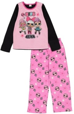 AME Lol Surprise! Big Girl 2 Piece Pajama Set