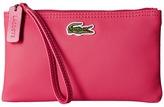 Lacoste L1212 Wristlet Clutch Handbags