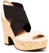 Diane von Furstenberg Deetra Platform Sandal