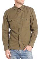 Rag & Bone Jack Button Front Shirt