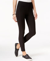 Material Girl Quilt-Detailed Leggings, Only at Macy's