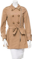 Moncler Elysee Trench Coat