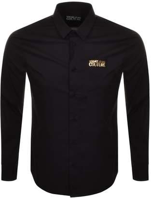 Versace Long Sleeved Shirt Black