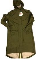 Nike Green Jacket for Women
