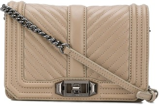 Rebecca Minkoff Chevron Quilted Crossbody Bag