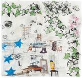 Faliero Sarti X L'Eclaireur 'Los Angeles' scarf