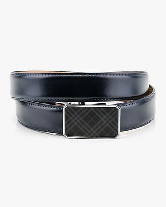 Le Château Italian-Made Leather Belt