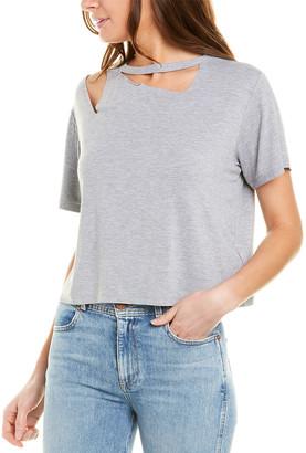 Alice + Olivia Roslyn Cutout T-Shirt