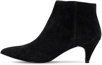Steve Madden 60MM SUEDE ANKLE BOOTS
