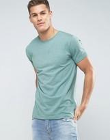 Lindbergh Crew Neck Stretch T-Shirt