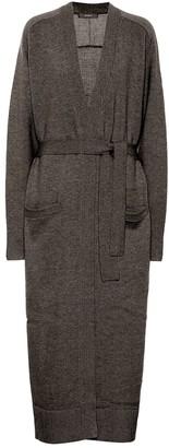 Joseph Belted wool cardigan