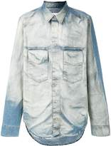 Golden Goose Deluxe Brand washed denim shirt