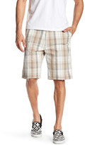 Micros Terra Plaid Relaxed Fit Short