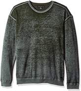John Varvatos Men's Drop-Shoulder Crewneck 391