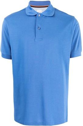 Paul Smith Short-Sleeved Cotton Polo Shirt