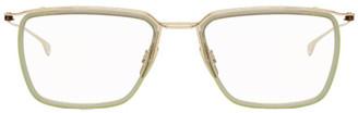 Dita Gold Schema-One Glasses
