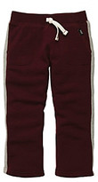 Carter's Baby Boys' Maroon Fleece Pants
