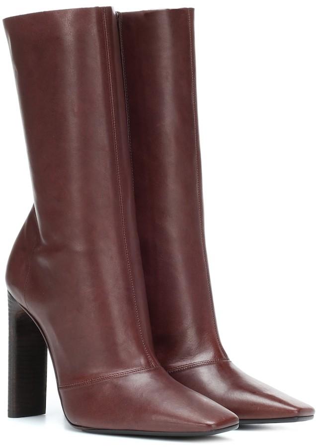 online store da4ee 198da Leather boots (SEASON 7)