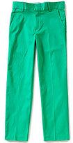 Class Club Big Boys 8-20 Flat Front Pants