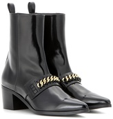 Patent Ankle Boots - ShopStyle