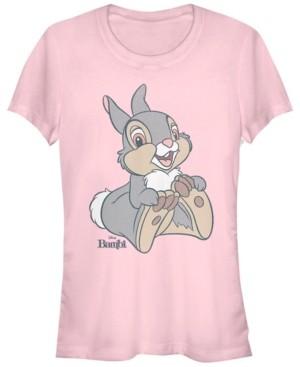 Fifth Sun Women's Bambi Big Thumper Short Sleeve T-shirt