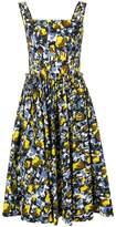 Marni printed summer dress